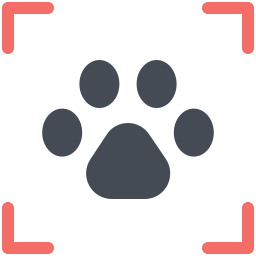 Footprint Scanning icon