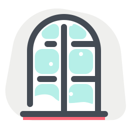 Frozen Window icon