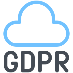 GDPR Cloud icon