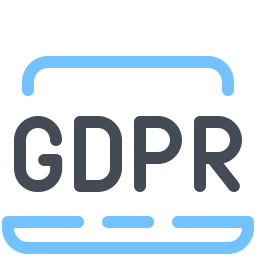 GDPR Laptop icon