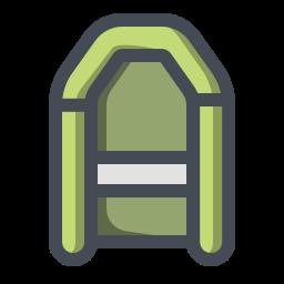 Резиновая надувная лодка icon