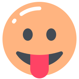Grin Tongue icon