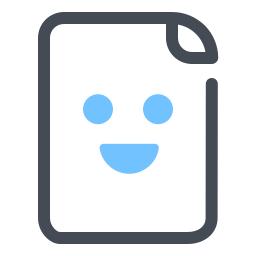 Happy File icon