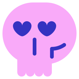Happy Skull icon