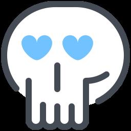 Happy Skull icon