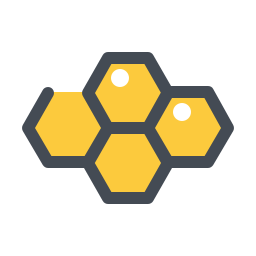 Honeycombs icon