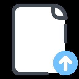 导入文件 icon
