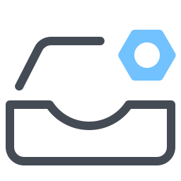 Inbox Settings icon