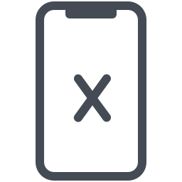 IPhone X icon