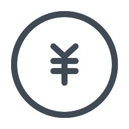 Japanese Currency icon