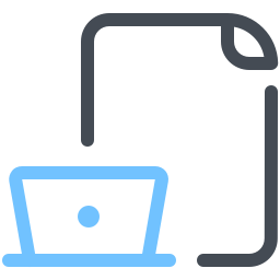 Laptop Manual icon