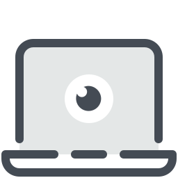 Webcam pour ordinateur portable icon