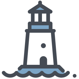 Eddystone Lighthouse icon
