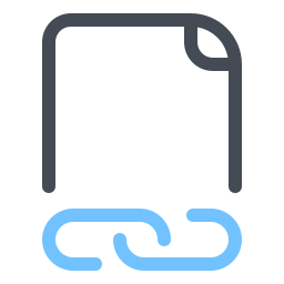 Linked File icon