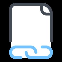 链接文件 icon