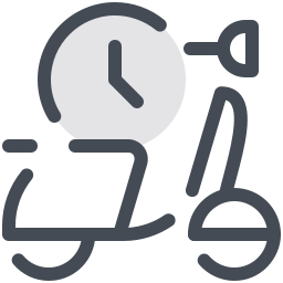 Local Delivery Time icon