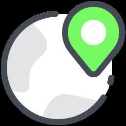 位置 icon