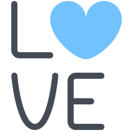 Love Word icon