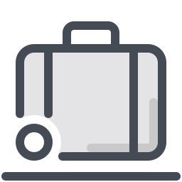 Luggage icon