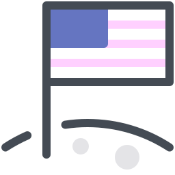 Lunar Flag icon