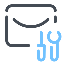 Mail-Konfiguration icon