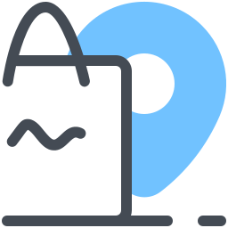 Mall Location icon