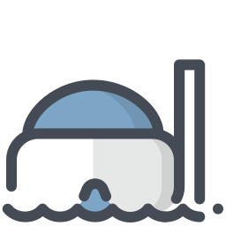 Swim Mask icon