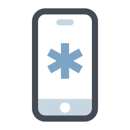 Application mobile médicale icon