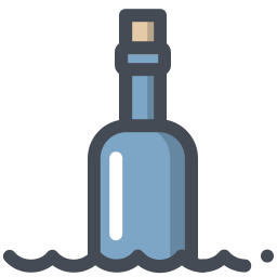 Message in Bottle icon