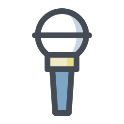 Dynamic Microphone icon