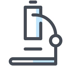 Microscope icon