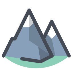 Mountain Icons Free Download Png And Svg