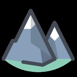 山 icon