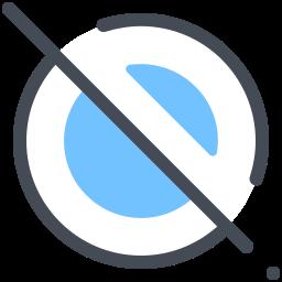 No contanti icon