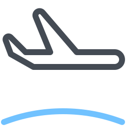 Non Stop Flight icon