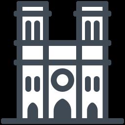 巴黎圣母院 icon