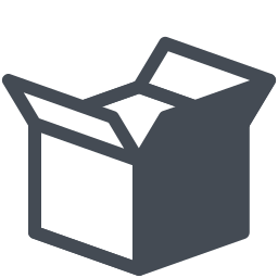 Open Delivered Box icon