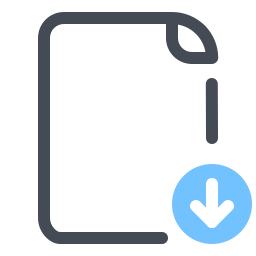 Ouvrir le document icon