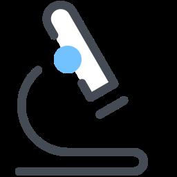 Optical Microscope icon