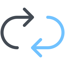Oval Loop icon