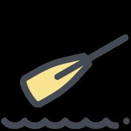 Paddle icon