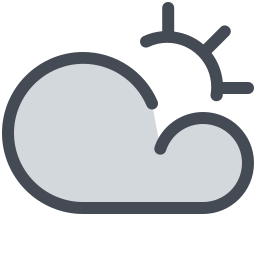 Partly Cloudy Day icon