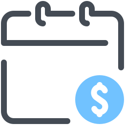 Pay Monthly icon