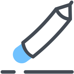 Ластик на карандаше icon