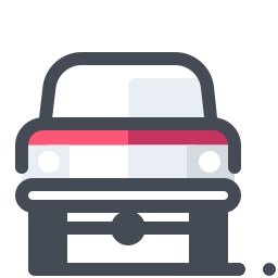 Pickup Front View icon