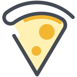 Pizza Icon Free Download Png And Vector