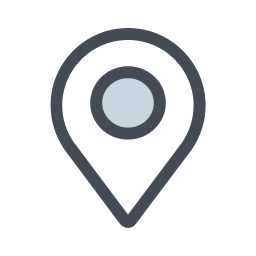 Location Logo icon