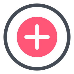 Circled Plus icon