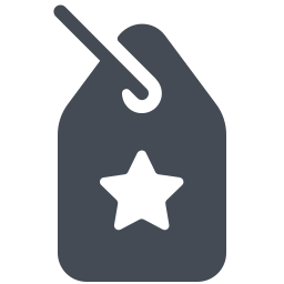 Price Label icon