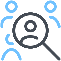 Recruiting icon